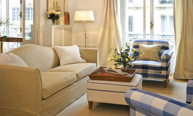 Long Term Paris Rental Apartment
