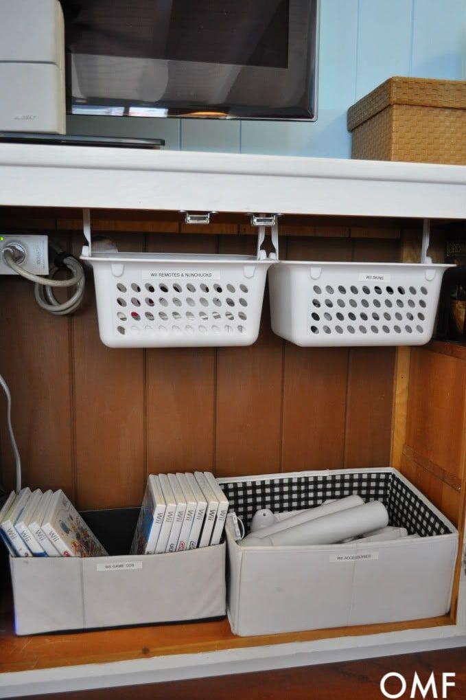 Usar bolsas de malla (para lavar ropa) es una excelente idea para ...