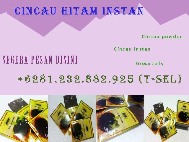 jual bubuk cincau surabaya grass jelly powder surabaya cincau