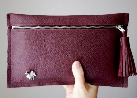 c71ca4f11481 кожаный кошелек своими руками (18) | proyectos | Wallet, Bags и Leather