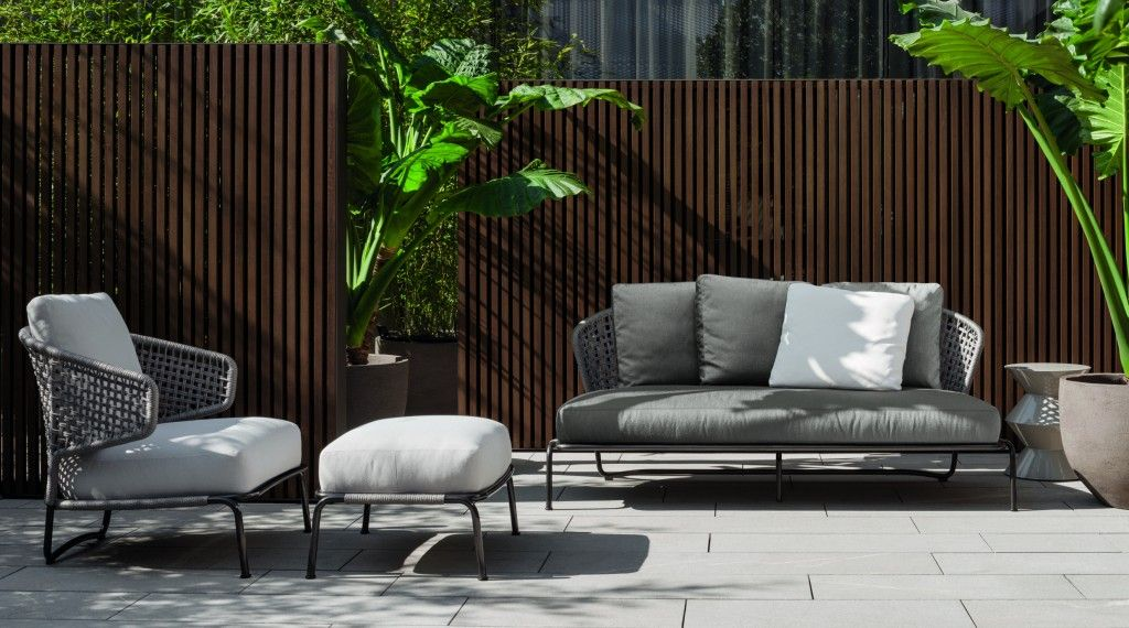 Pin By Walid Souahi On Aston A Versatile Collection From Minotti Outdoor Furniture Outdoor Sofa Outdoor
