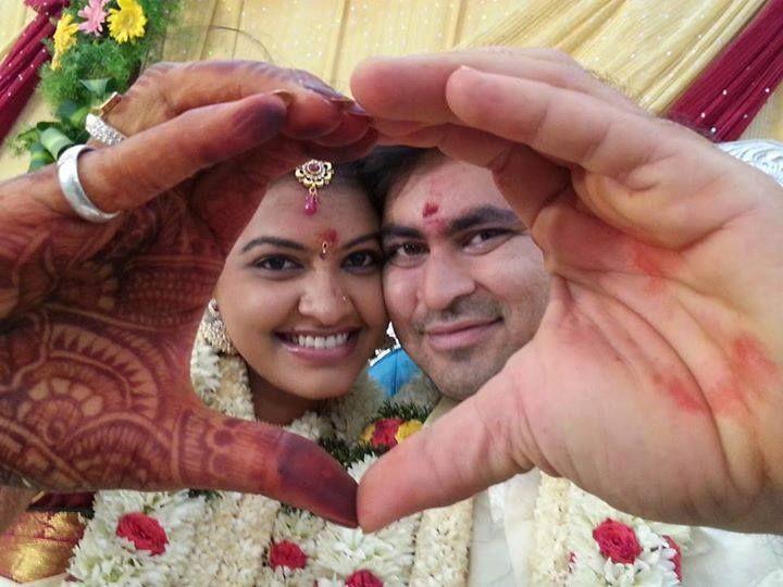 Rachitha Rachu Marriage Stills Rachitha Rachu Photo In 2019