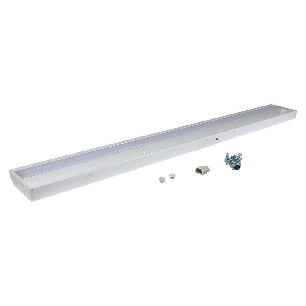 ALC Series White 32.5 Inch LED Dimmable Under Cabinet Light