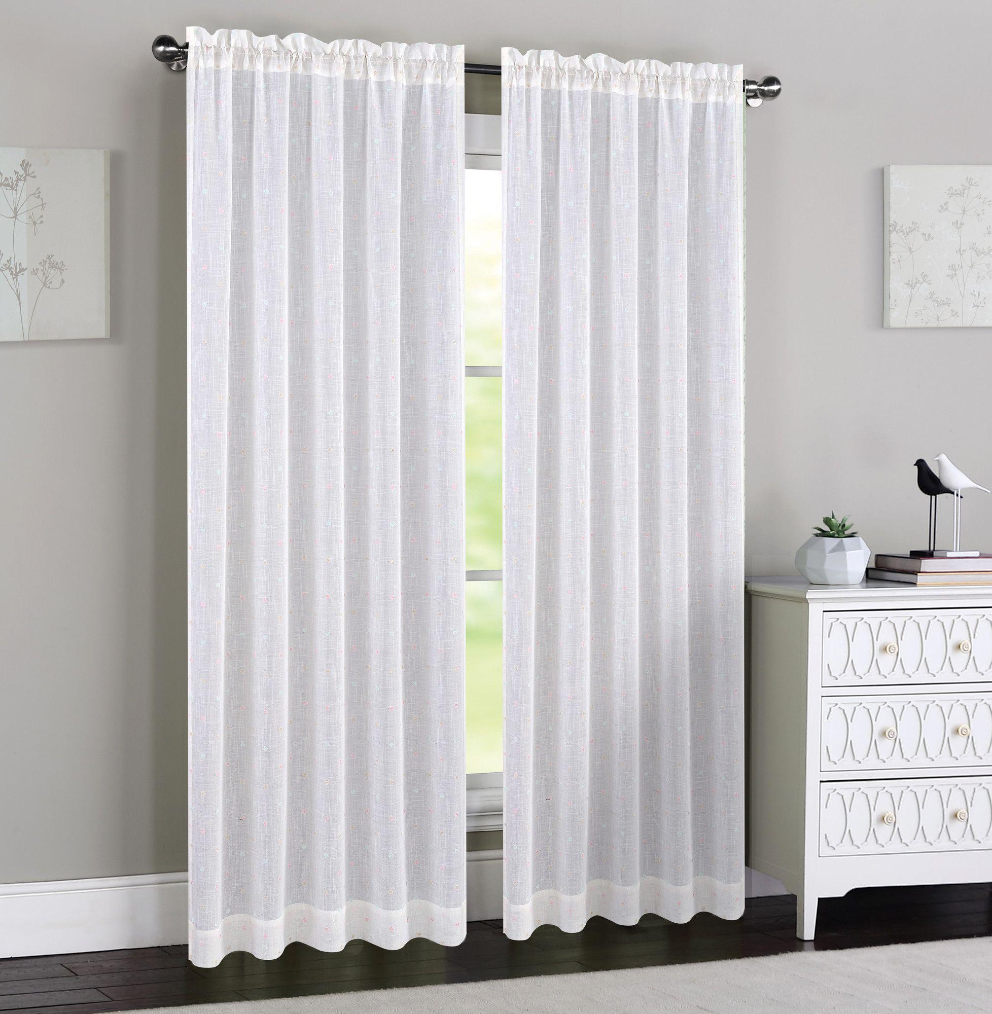 Madeline Curtain Panel