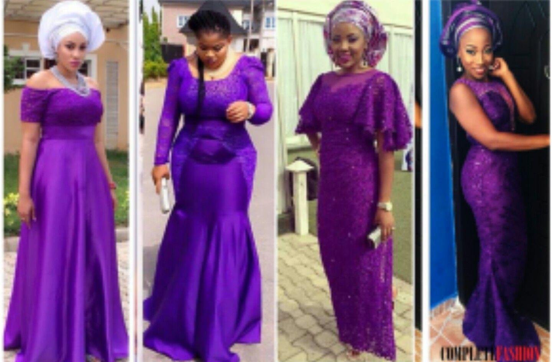 Pin by Alysha Reed on Nigerian Aso ebi/ Bridesmaid Dress | Pinterest ...