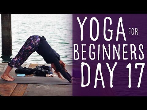 11 minute yoga for beginners 30 day challenge day 17 with