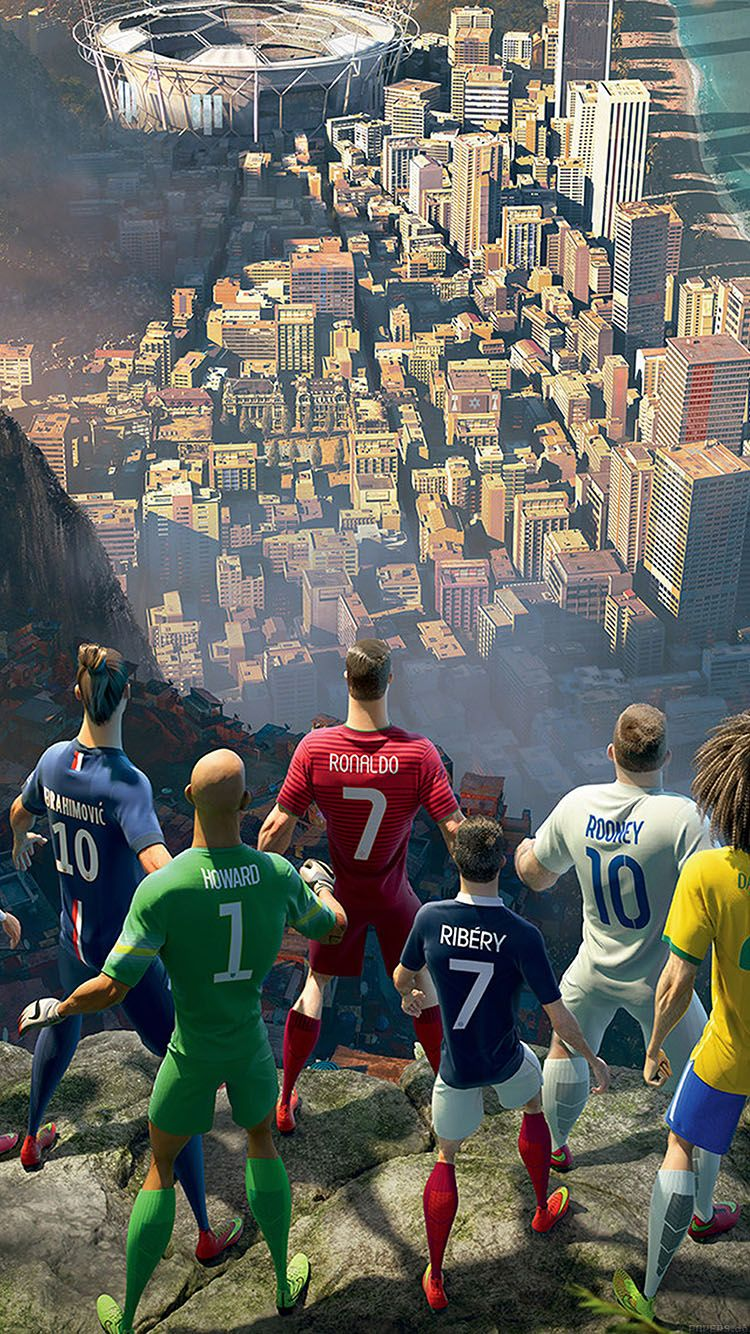 Aa33 Nike The Last Game Sports Art Imagens