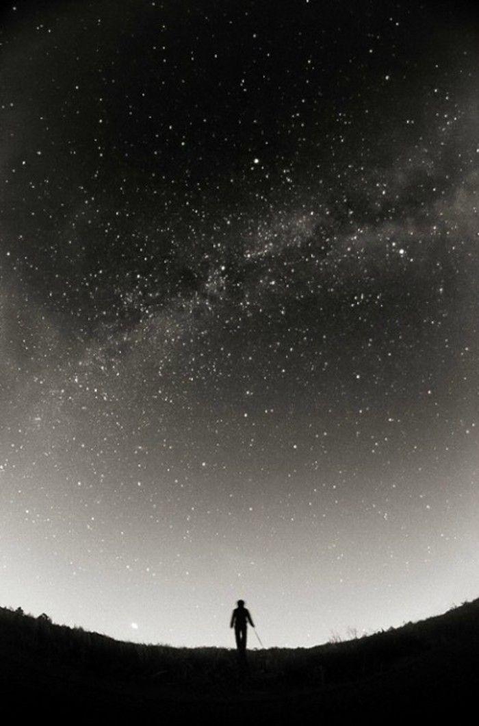 壁纸 手机壁纸 锁屏 星空 来自空巷只剩冥想的图片分享 堆糖 Sky Full Of Stars Sky Beautiful Sky