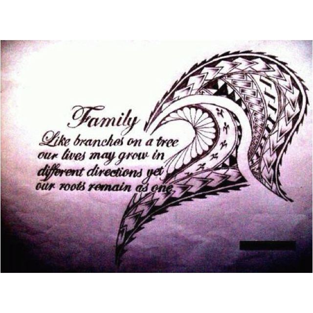 Tattoo Culture Quotes: Love My Samoan Family And All Family #samoan #tattoo