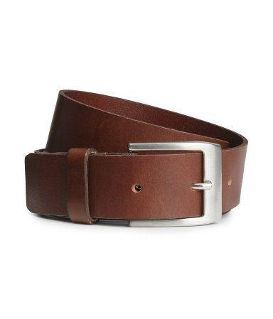 H&M Skinnbelte 149,-