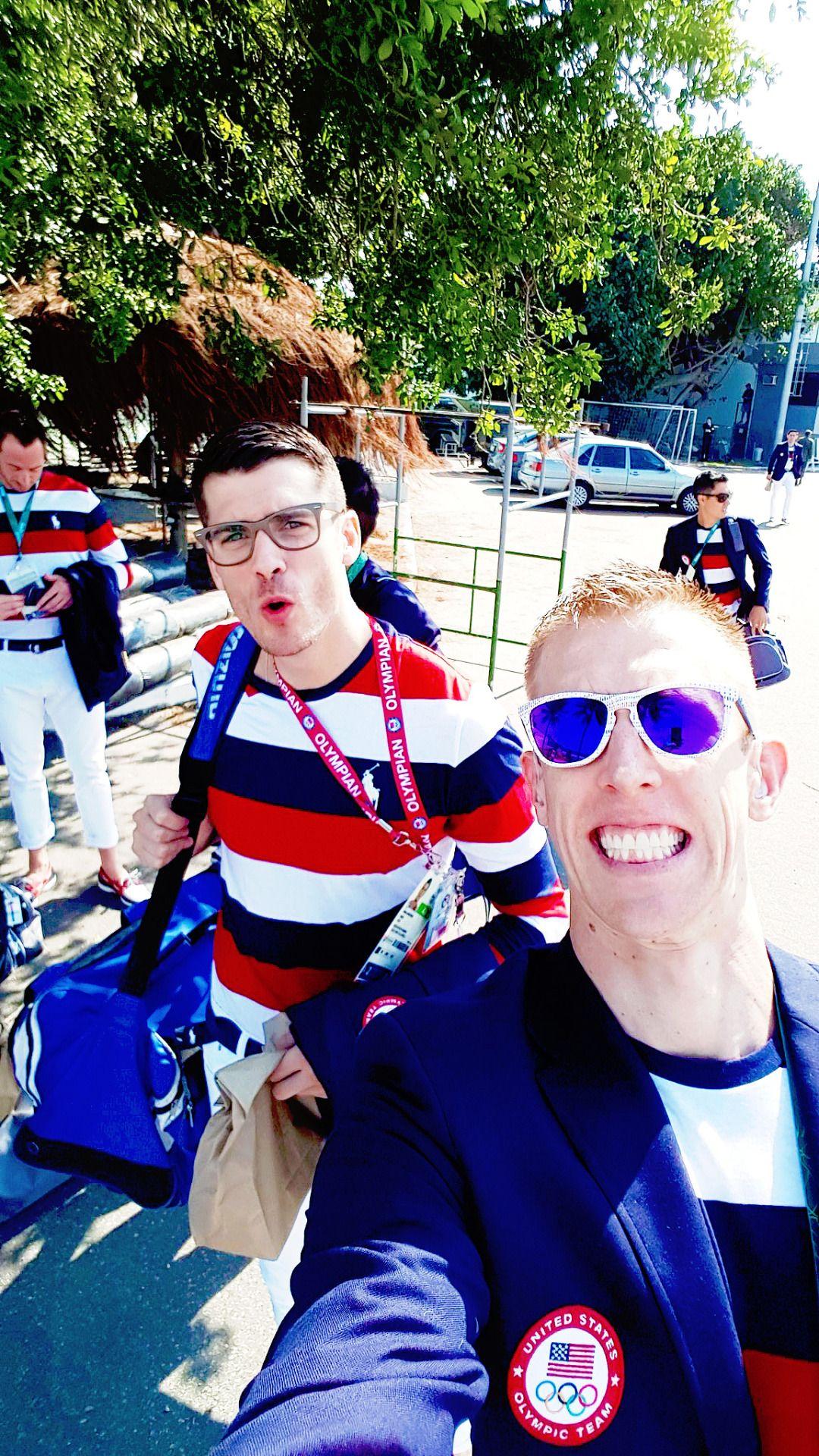 Majaaa9 Matt Anderson And David Smith Rio 2016 C Twitter Matt Anderson Usa Volleyball Team Usa Volleyball