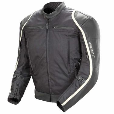 Joe Rocket Mens Gear Comet Leather Jacket Lowest