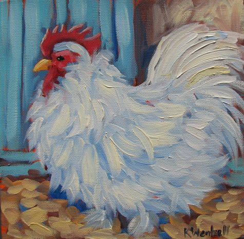 Kristina Wentzell   Fine Art   Impressionist Paintings  Oils  Keene  NH  Monadnock   Artist  Landscapes  Floral  Still life   Chicken paintings  