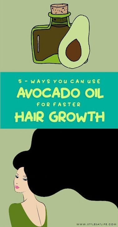 keyword[1]} and How to use Avocado Oil for Hair Growth? | Styles At Life