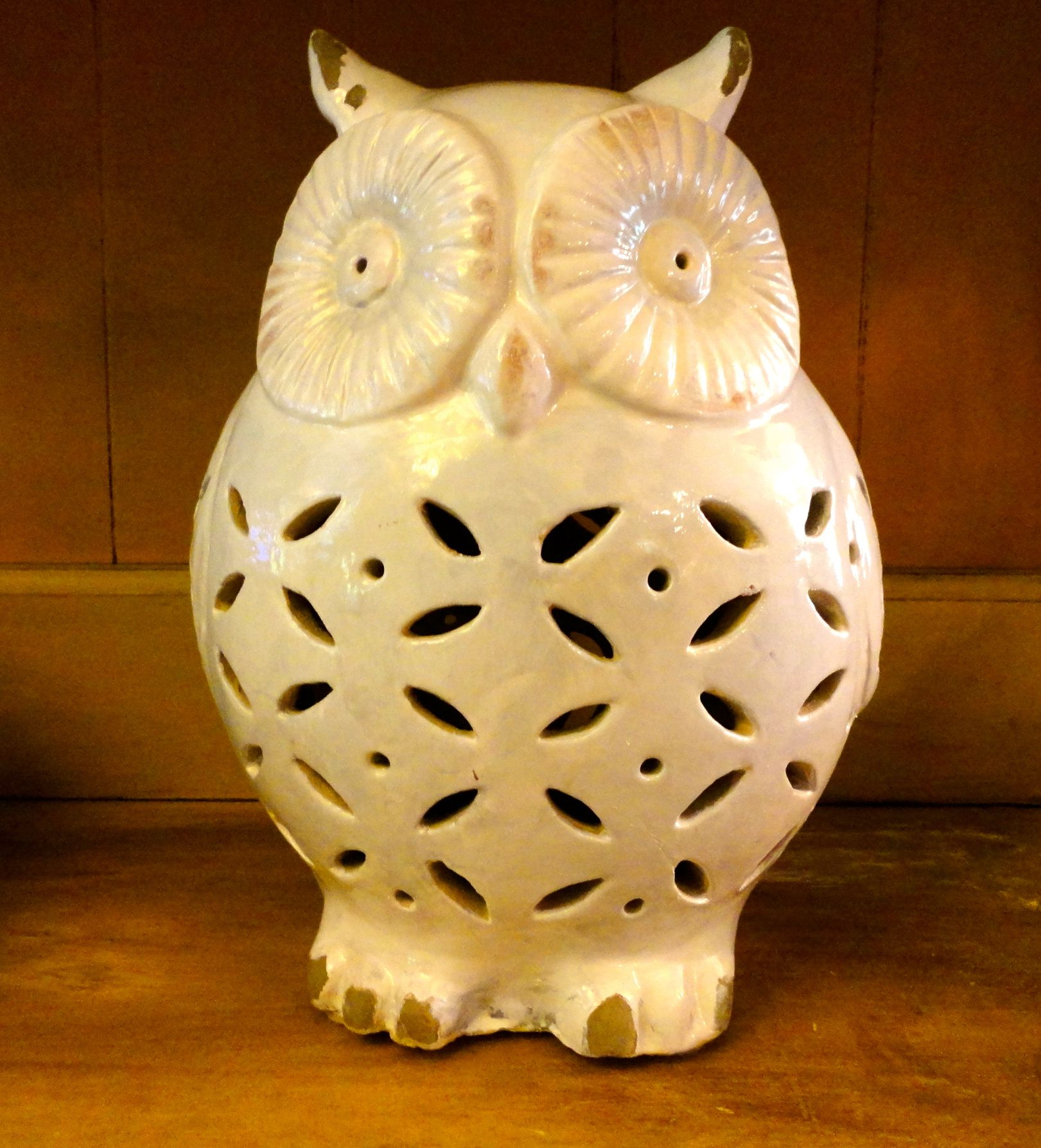 White Ceramic Owl Pottery Barn With Images Owl Pottery Ceramic Owl Pottery Barn