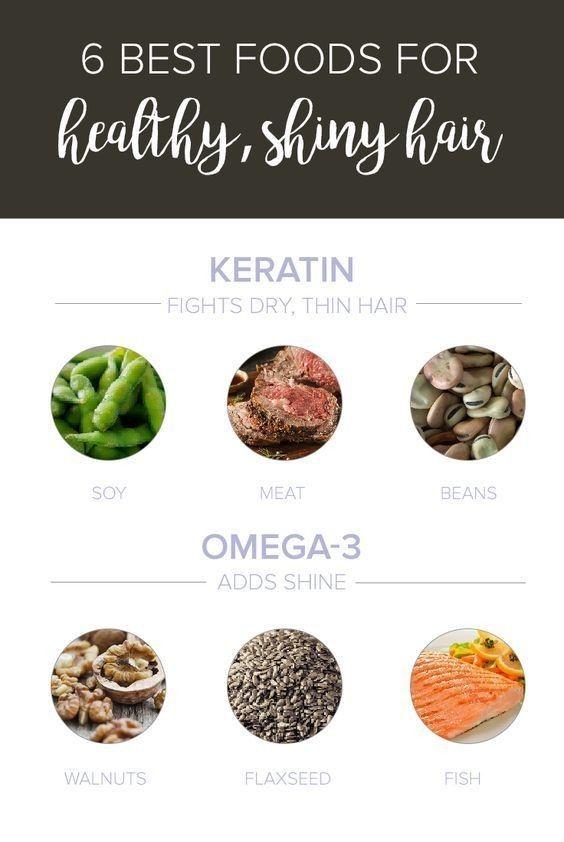 7 Lebensmittel, die das Haar schneller wachsen lassen – #Das #Die #Haar #lassen …
