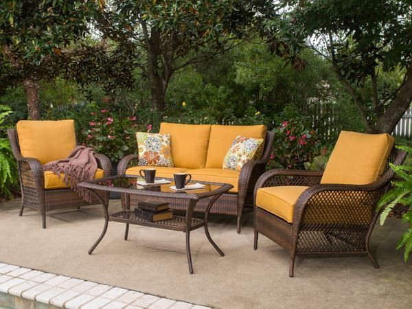 Enjoy Having Outdoor Patio Sets At Your Lawn Backyard And Garden