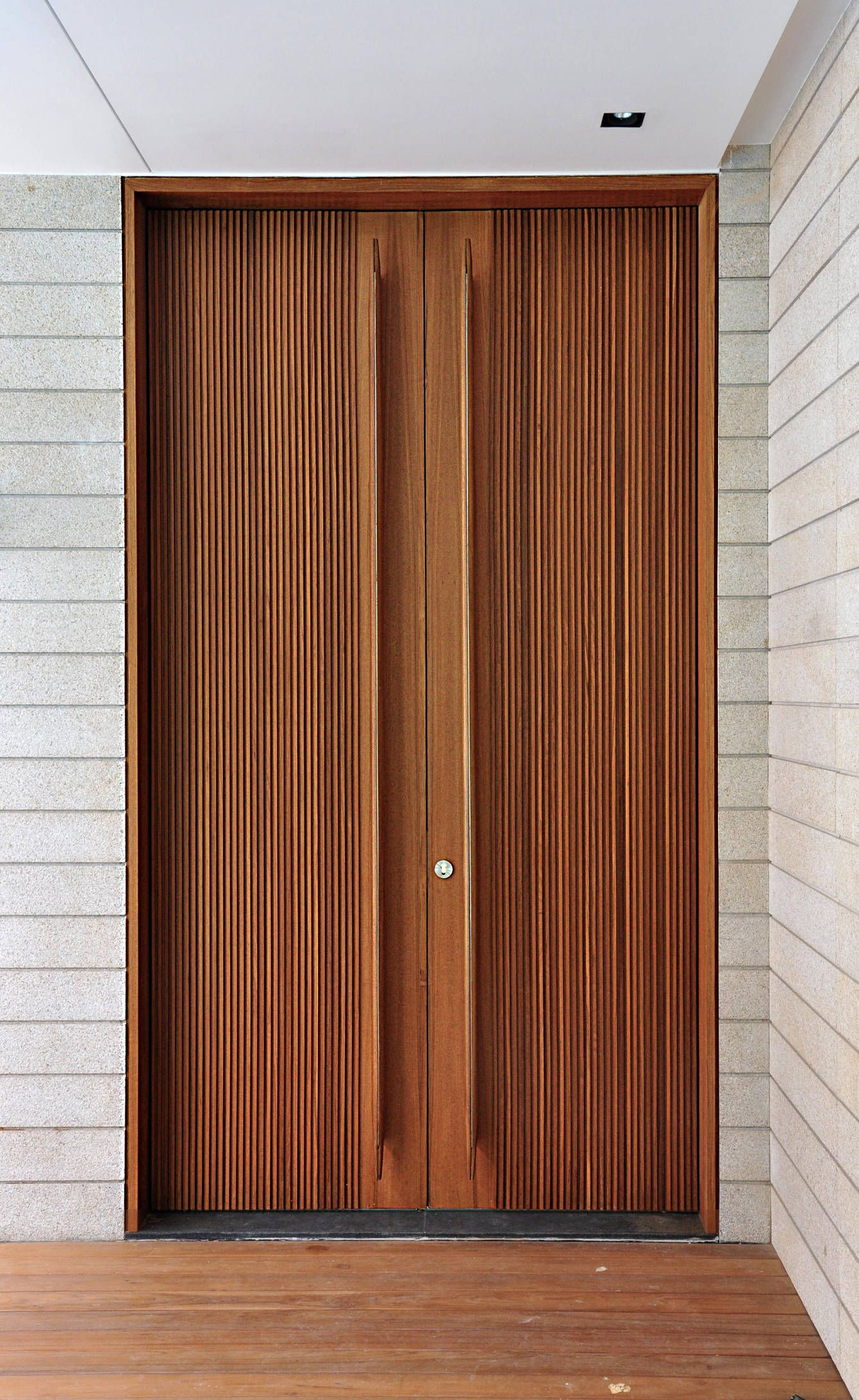 Main Door Design Door Design Modern Wood: C2 Holland Park - He Hanchao