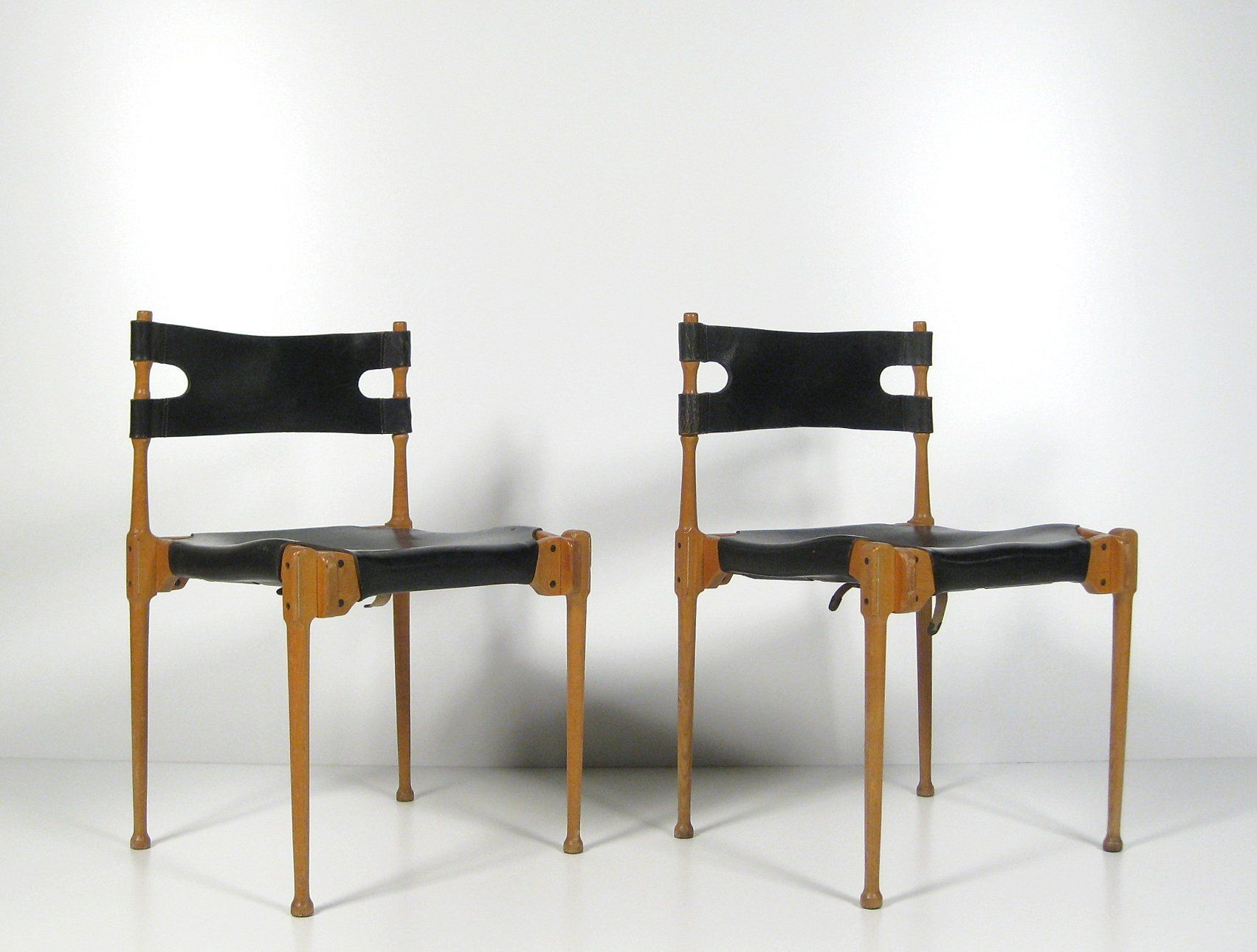 Ideal Frei Otto chairs model Montreal from Karl Fr scher u Co Germany