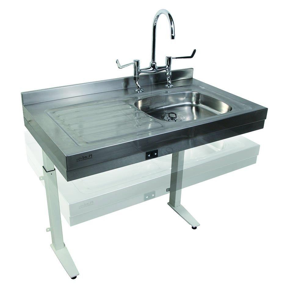 Corsica Height adjustable sink | house ideas | Pinterest | Sinks ...