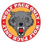 Wolf Pack Only