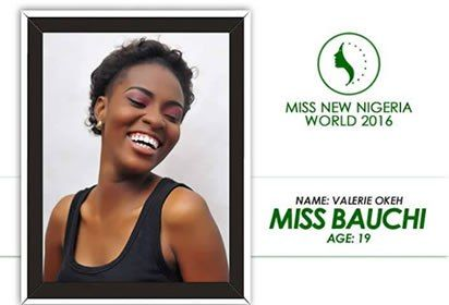 Photos: List of  contestants for 'Miss New Nigeria World pageant 2016', view details at http://goo.gl/CS3Yv4