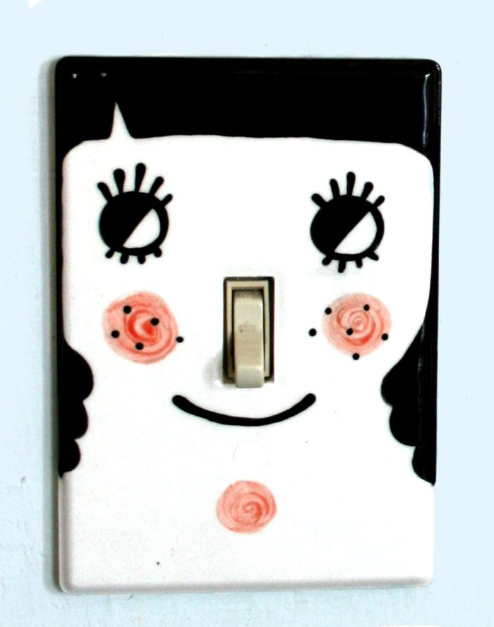 Pin By Lalala Toys On D I Y Light Switch Covers Switch Covers Etsy