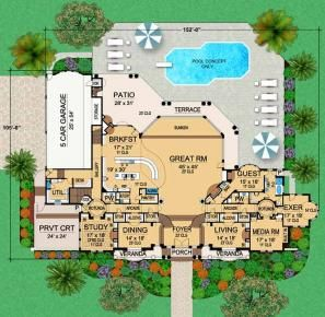 House Floor Plans Designs Build Your Dream Home Plans Country Style House Plans Mansion Floor Plan Luxury Floor Plans