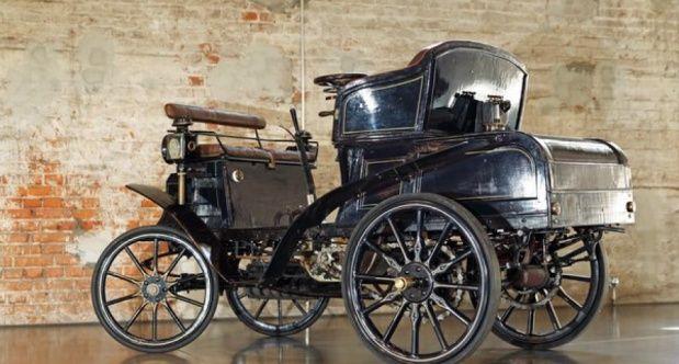 1901 Benz & Cie Patent Motorwagen