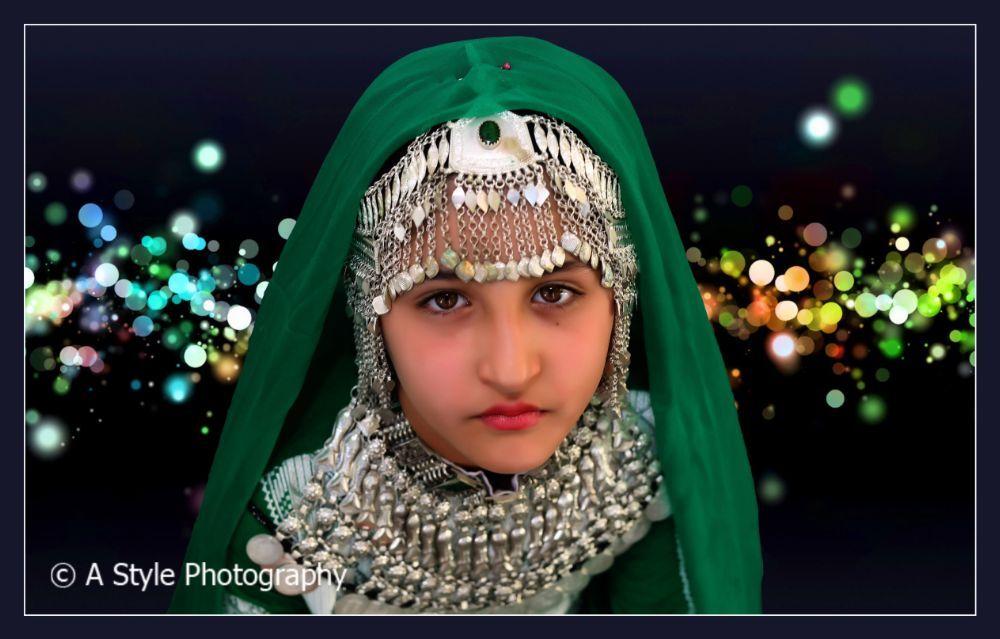 #homeless Bamiyan girl (Afghanistan) - http