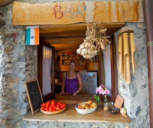 fresh+ delicious, locally grown food at La Selva Small