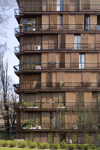 Luigi caccia dominioni milano architecture pinterest for Caccia dominioni architetto