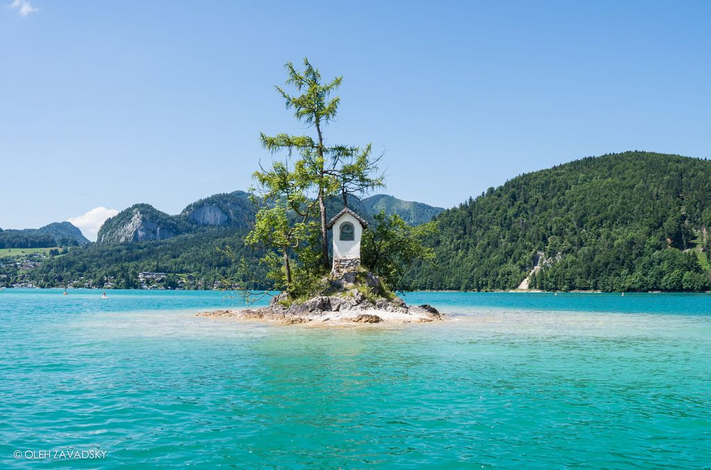 Wolfgangsee Boat Trip   Flickr - Photo Sharing!