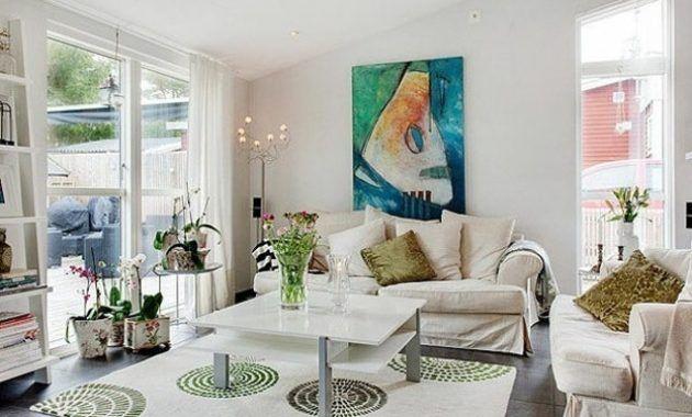 Déco Salon Scandinave Colore 22 ~ Calais 27390155 Stores Soufflant ...
