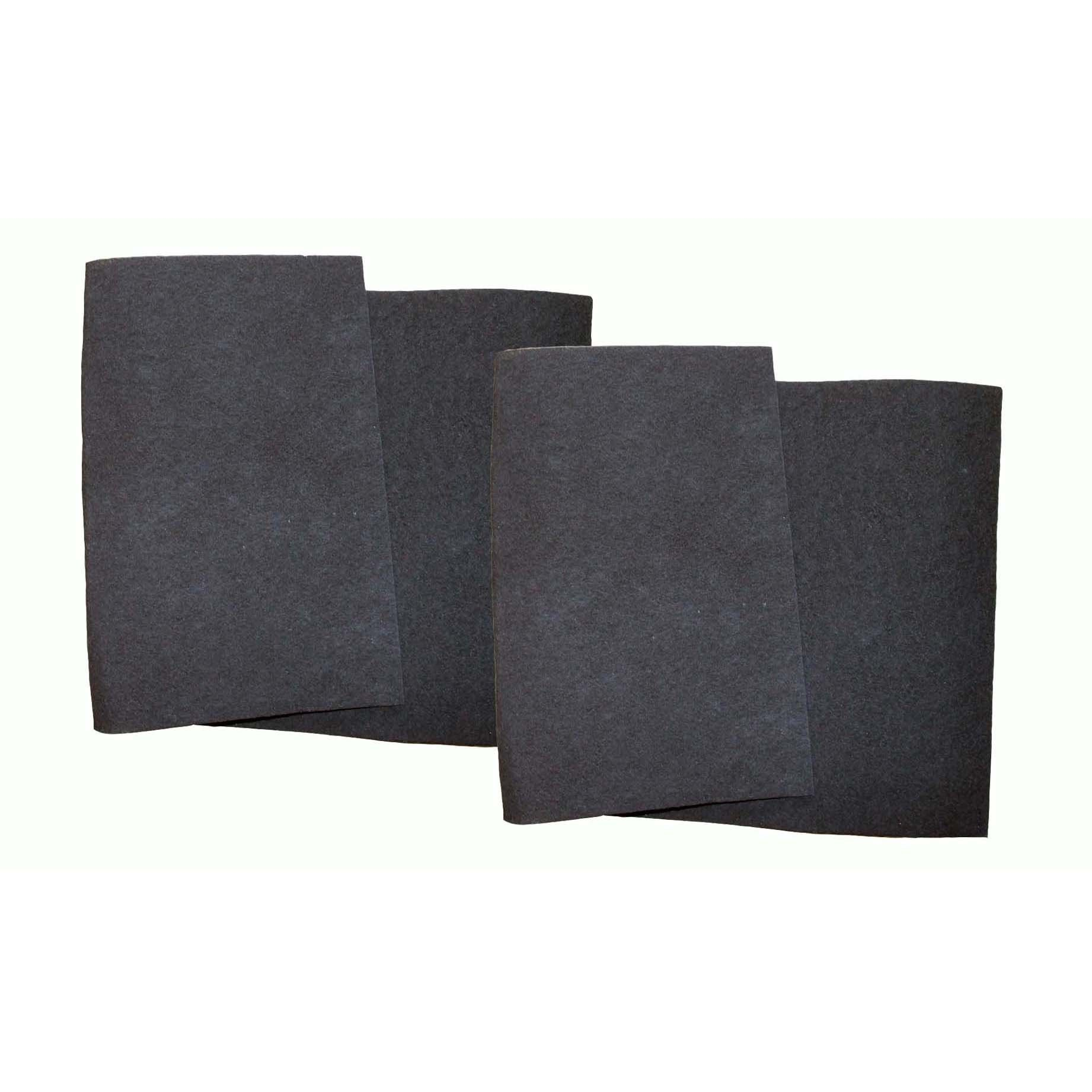 2pk Replacement Carbon Pre Filters, Fits Hunter