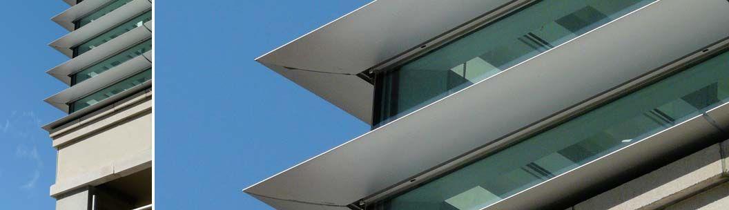 deep sun shade facade horizontal google search facade. Black Bedroom Furniture Sets. Home Design Ideas