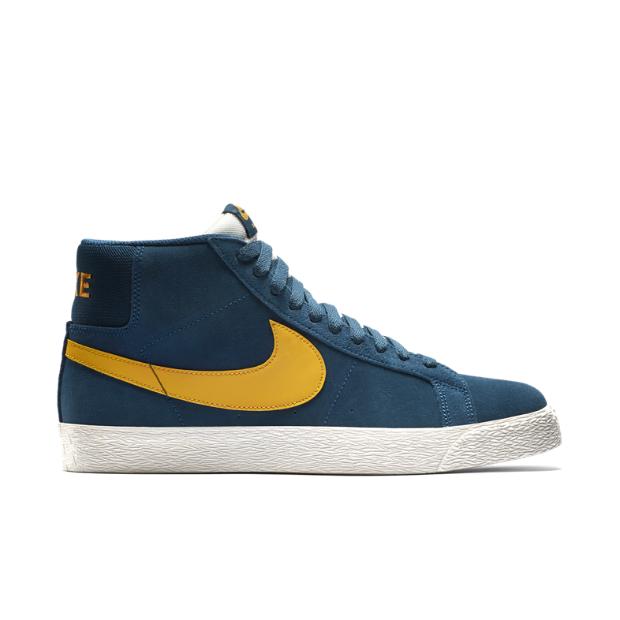 Nike Zoom SB Blazer Premium SE Men's Shoe. Nike Store
