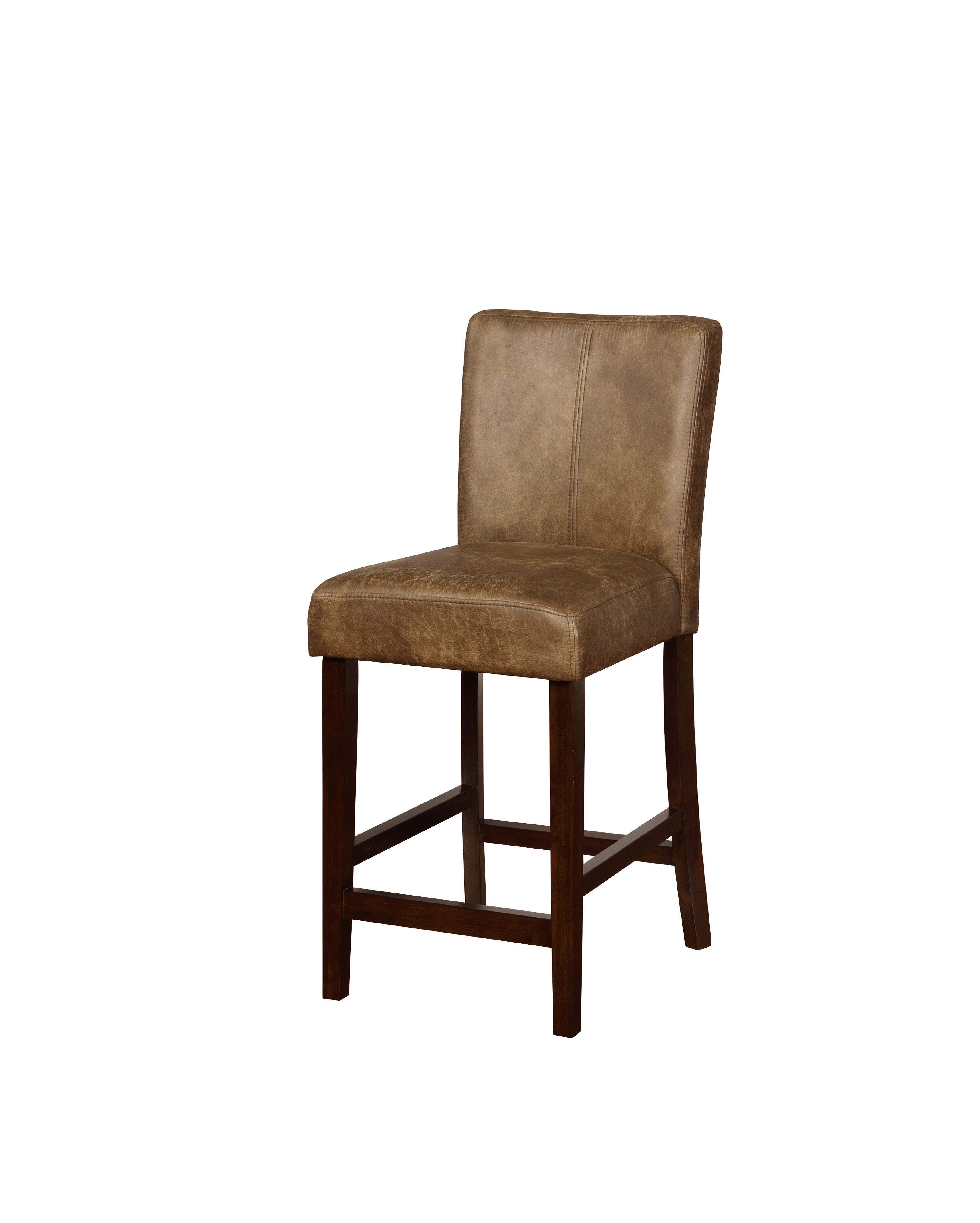 Linon Home Decor Products Inc Morocco Manhattan Brown Distressed