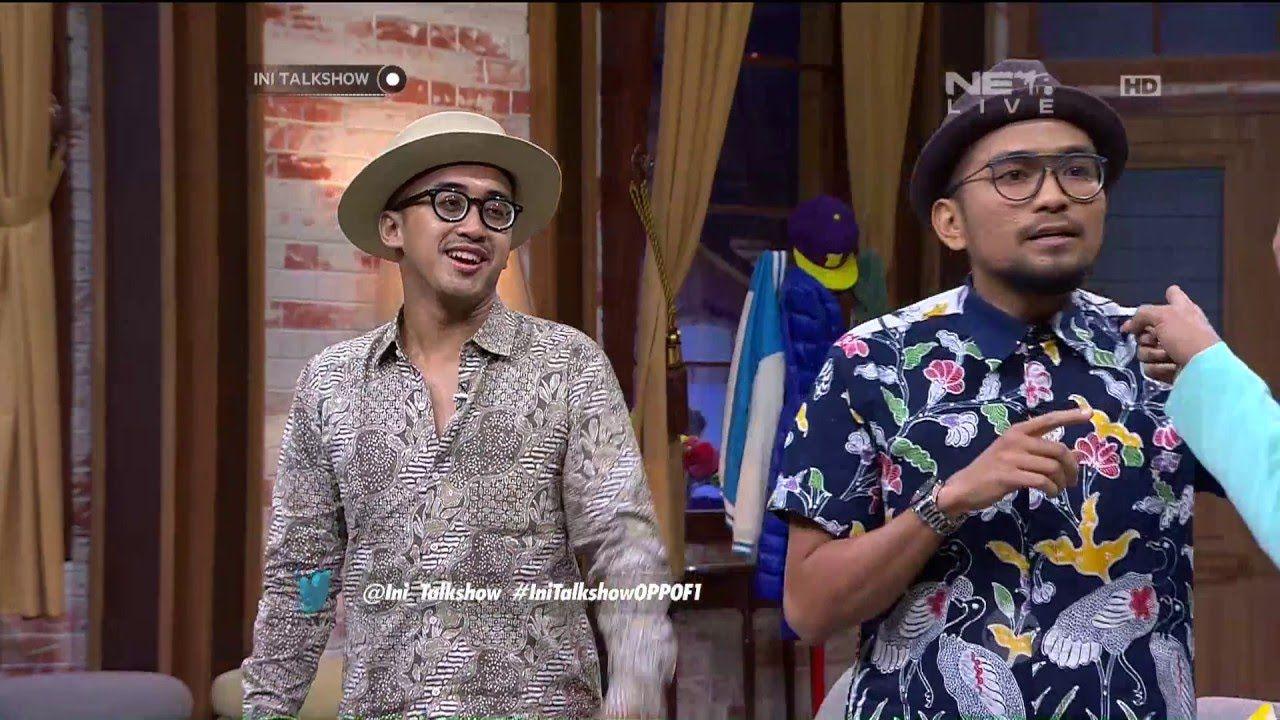 Duo Host yang Hobinya Kasih Komentar Terus - 2 Maret 2016 (Part 1/6)
