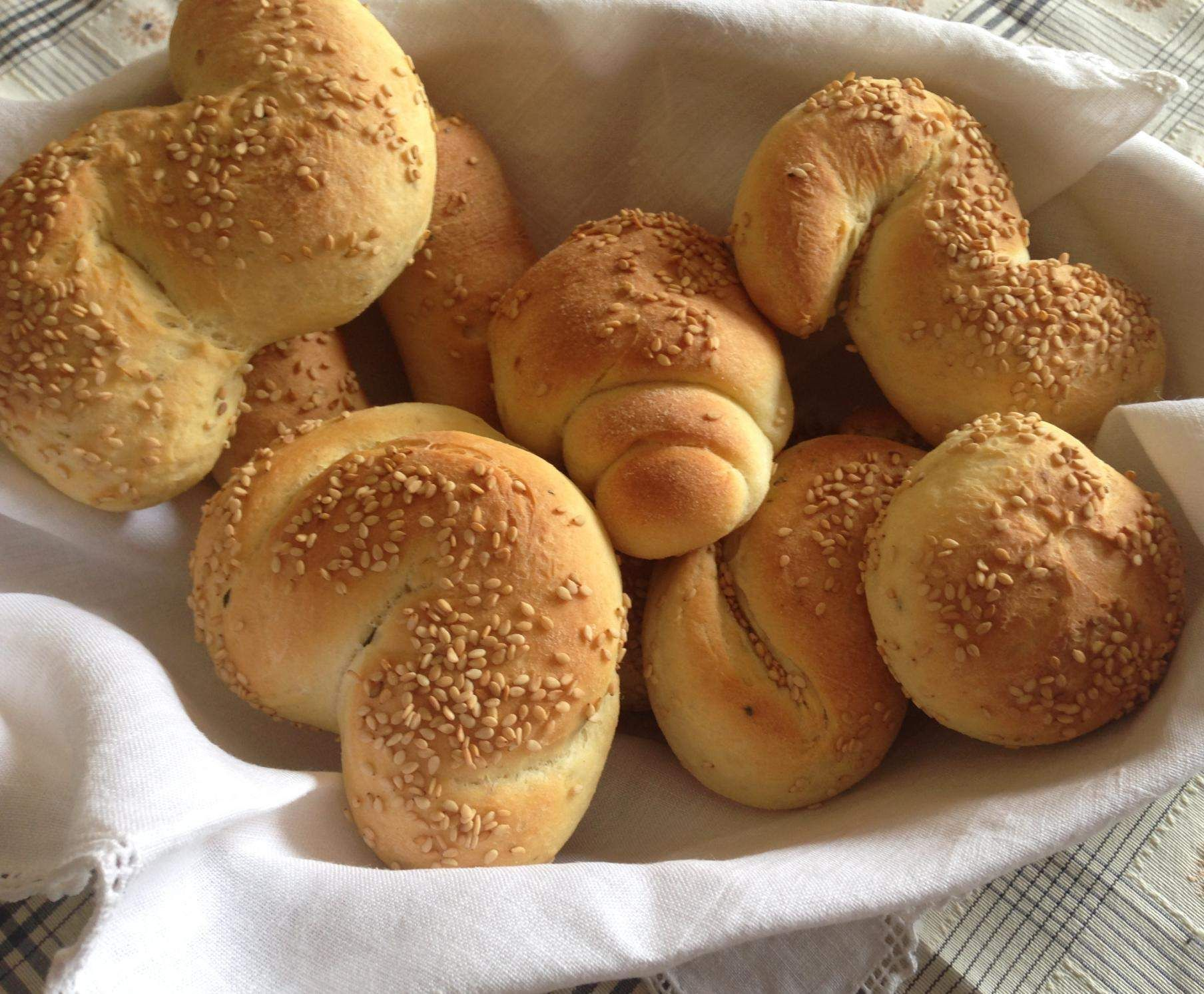 Ricetta Panini al sesamo pubblicata da Gisella bimby - Questa ricetta è nella categoria Pane