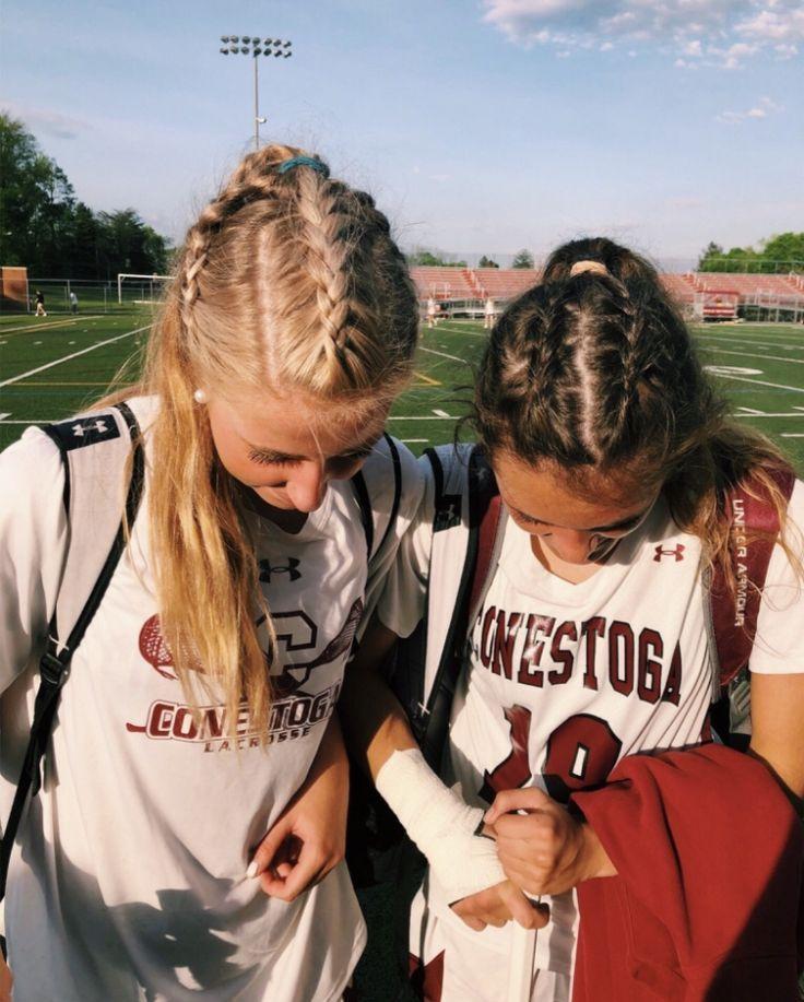 Untitled Sports Hairstyles Soccer Hair Sport Hair