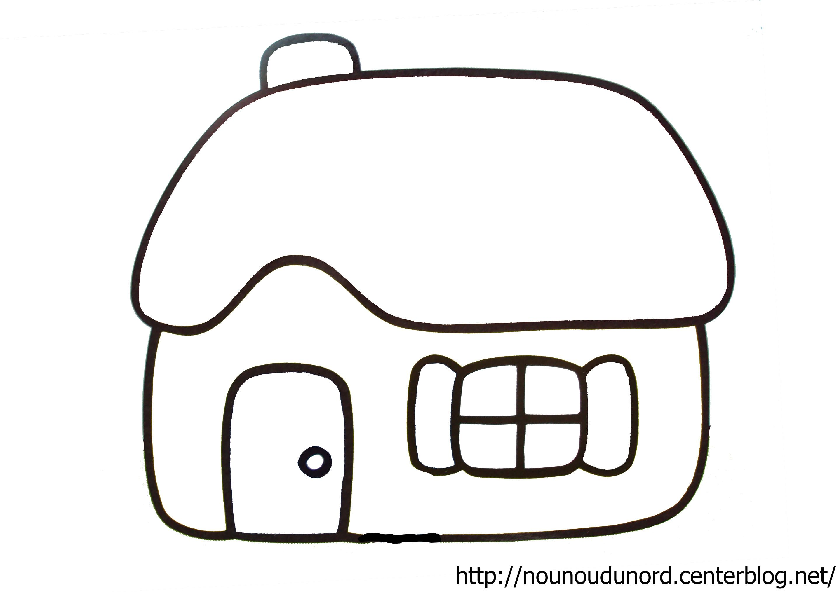 31 Dessins De Coloriage Maison A Imprimer Paper Houses Coloring Pictures Miniature Houses