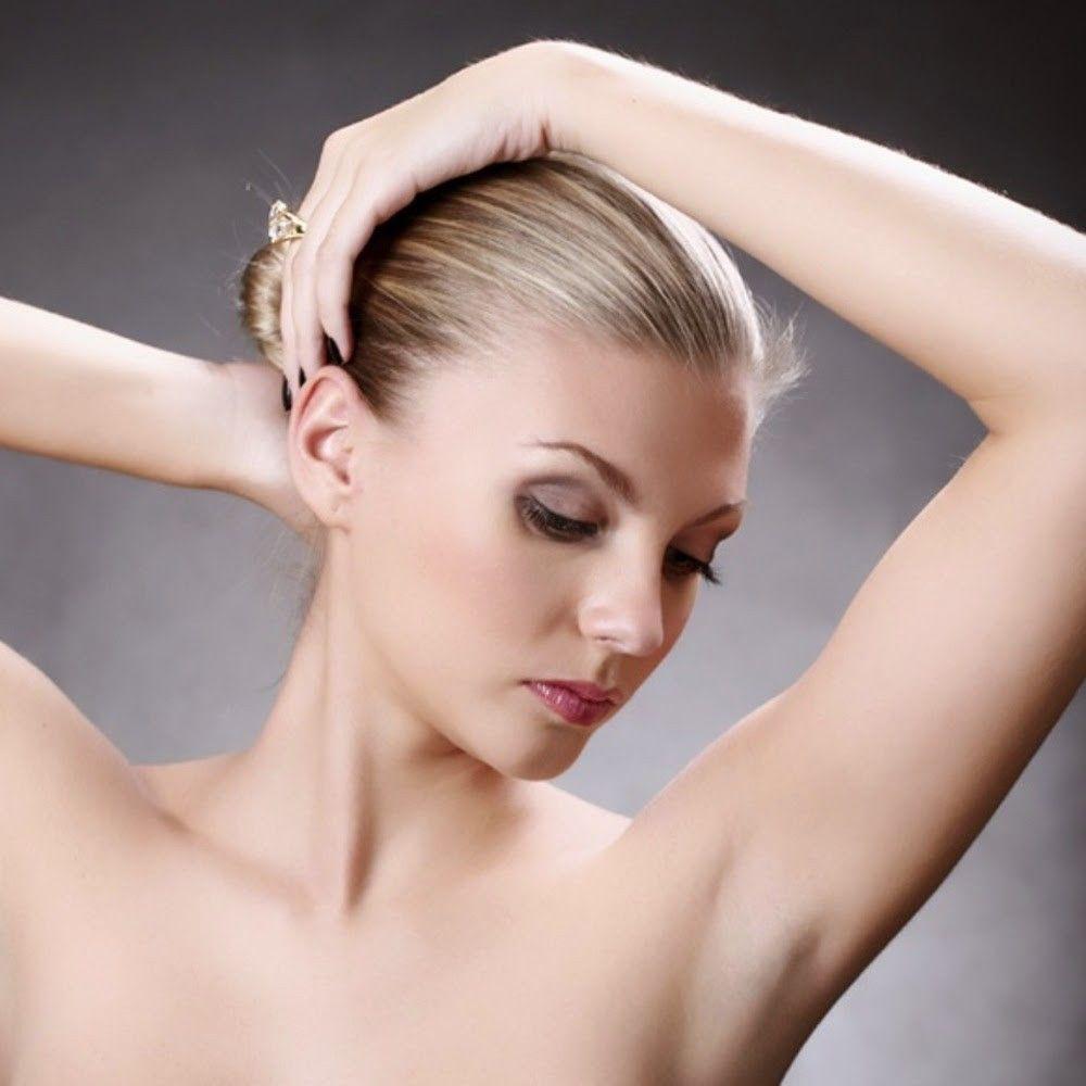 وصفة لتفتيح الإبط بالنشا Dark Underarms Laser Hair Removal Dark Armpits