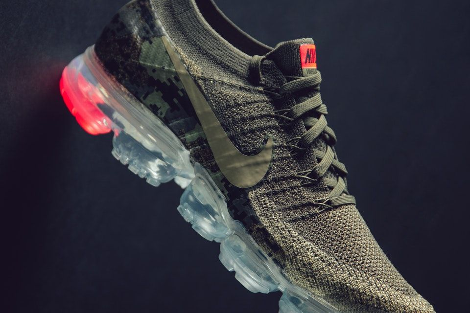 The Nike Air VaporMax Flyknit In