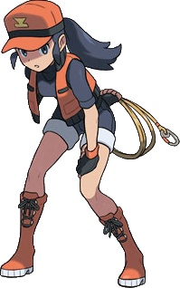 File:ORAS Pokémon Ranger F.png - Bulbapedia, the community ...