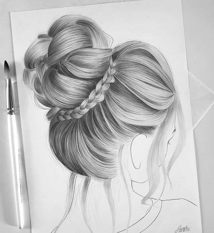Pin On Hair Styles For Women Sketches Of Hairstyles