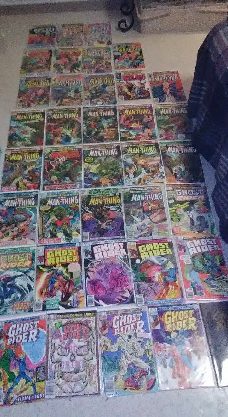 INCLUDES John Carter warlord of Mars issues #1-11+ #1 annual
