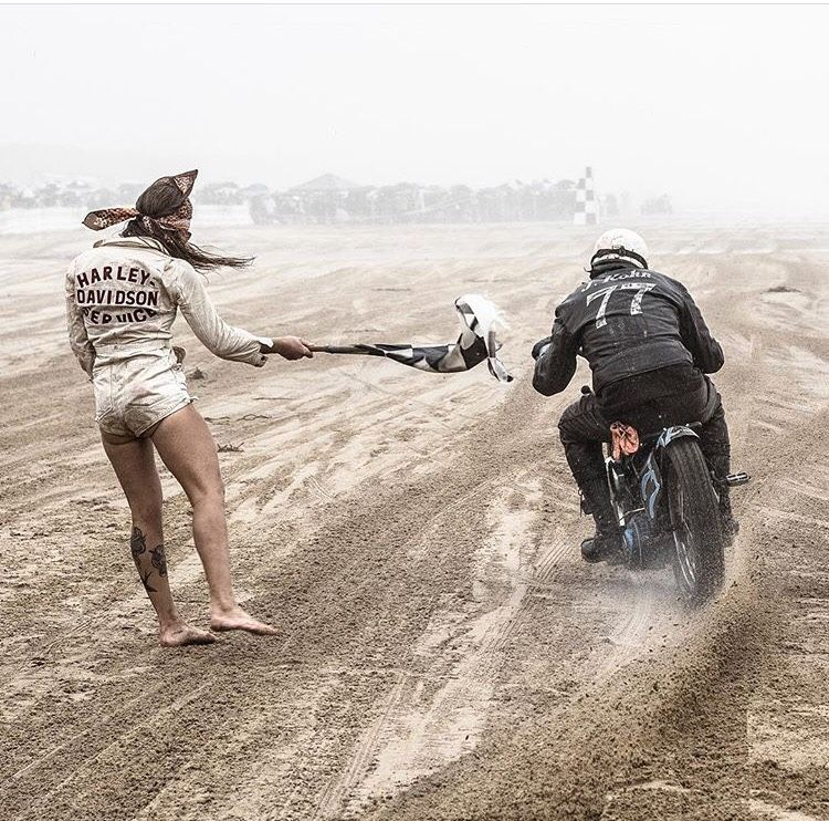 Freedom On Two Wheels Motorcycle Girl Harley Davidson Harley