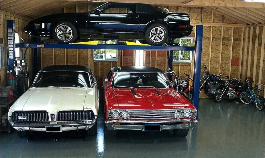 YOUR CUSTOM GARAGE IS JUST A PHONE CALL AWAY!!! Call (800 ...