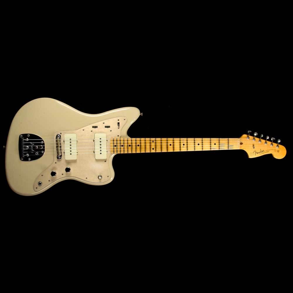 Fender Custom Shop 50s Jazzmaster Desert Sand Journeyman Relic Cz535931 Fender Custom Shop Fender Fender Guitars